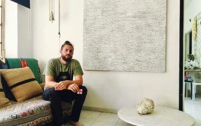 Domenico Laterza / studio visit