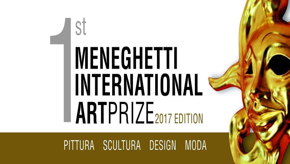 Daniele Basso finalista al MENEGHETTI ART PRIZE 2017