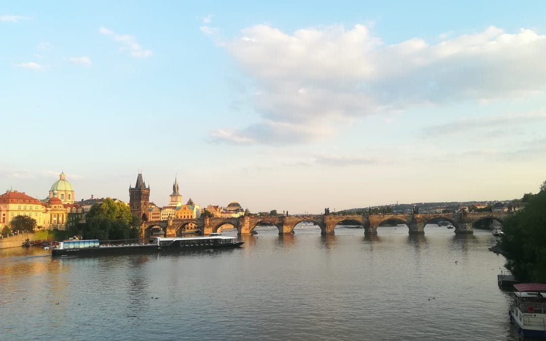 Richard Wientzek / Convento di Sant'Agnese di Boemia, Praga