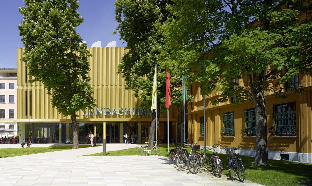 Il Cavaliere Azzurro / Lenbachhaus München