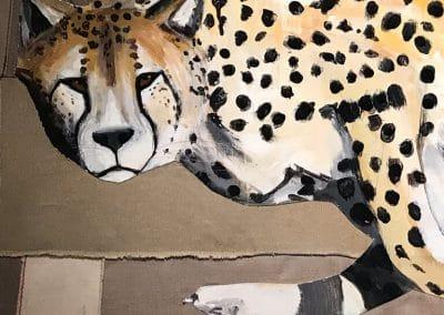 Il ghepardo e la gazza ladra_detail3