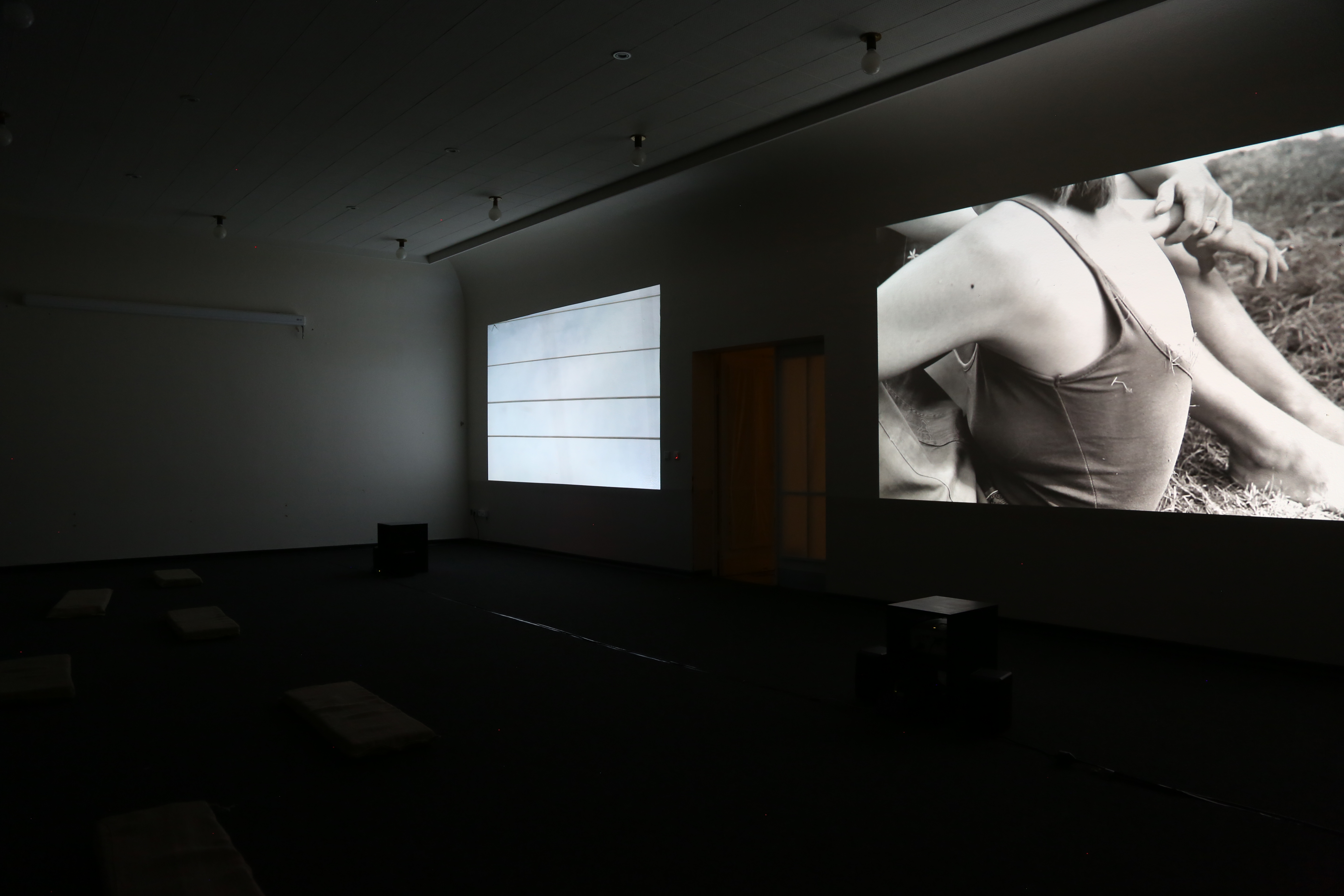 EMAF, Installation view
