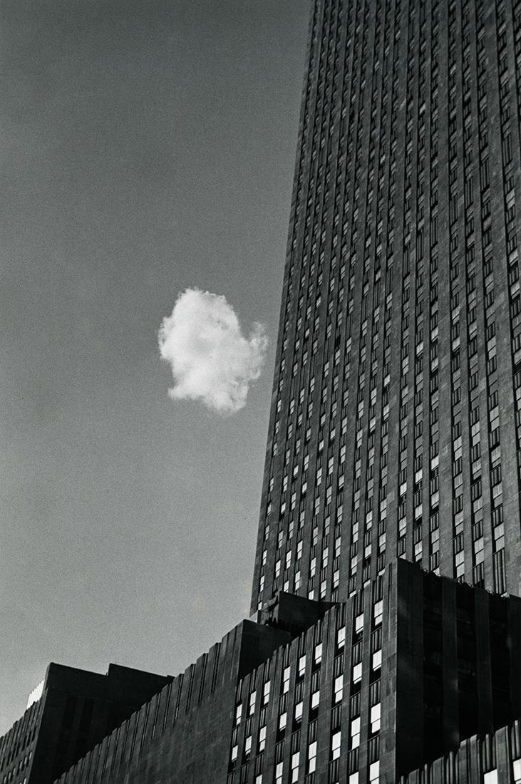 Le Nuage égaré New York, 1937 André Kertész © ministère de la Culture / Médiathèque de l'architecture et du patrimoine / Donation André Kertész