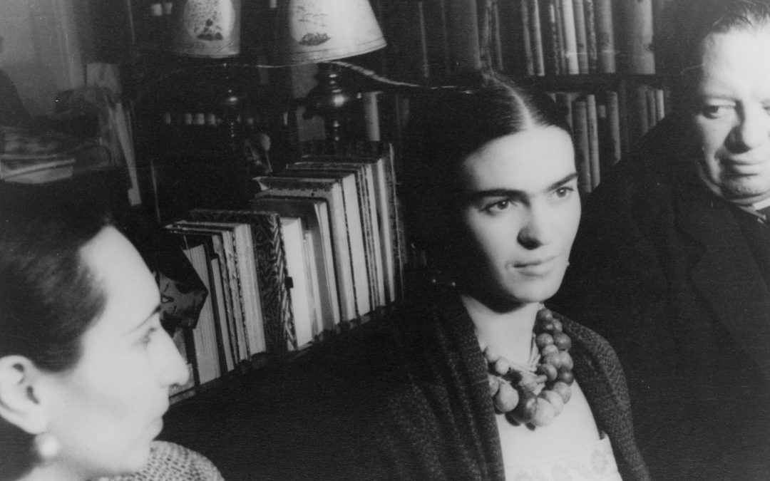 Frida Kahlo, frammenti di vita
