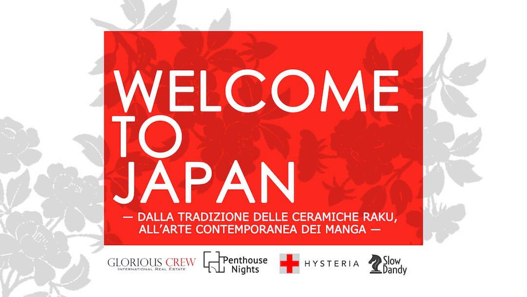 """""""Welcome to Japan"""" – dalla tradizione delle ceramiche Raku, all'arte contemporanea dei manga"""