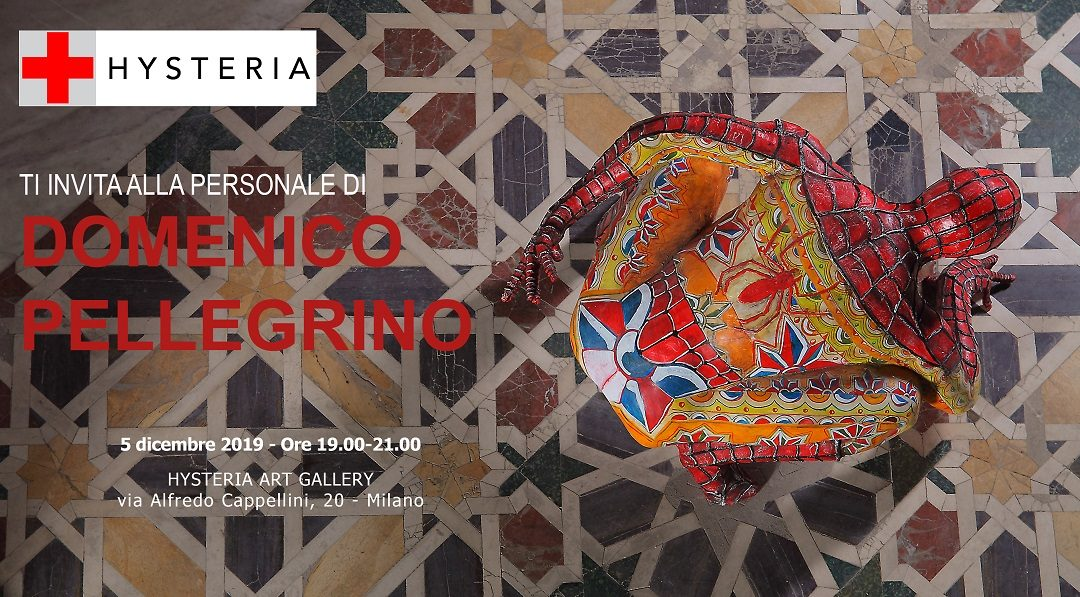Domenico Pellegrino – solo exhibition