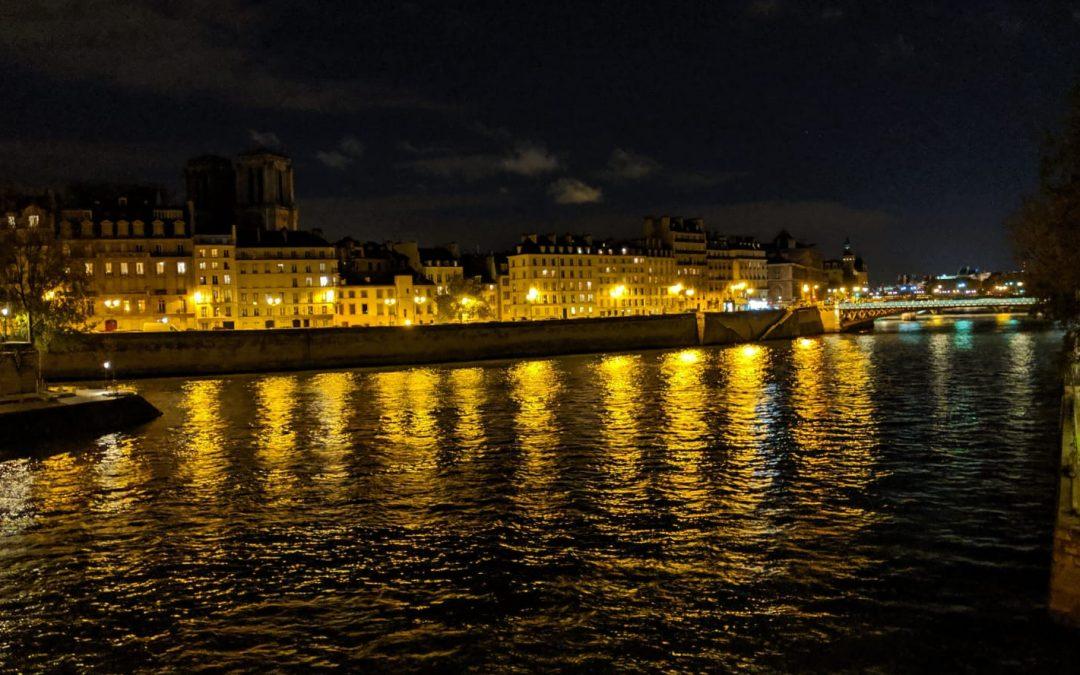 Un viaggio a Parigi